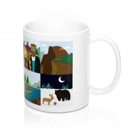 Yosemite Home Companion Mug 11oz