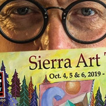 Sierra Art Trails Colors The Yosemite Foothills