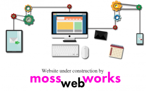 Website under construction by Moss Web Works
