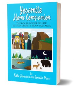 Book Cover: Yosemite Home Companion