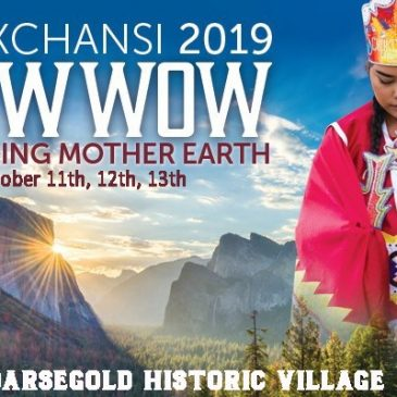 Chukchansi Pow Wow 2019 at Coarsegold Historic Village