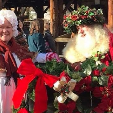 Relive the Magic of Christmas Past at Historic Park