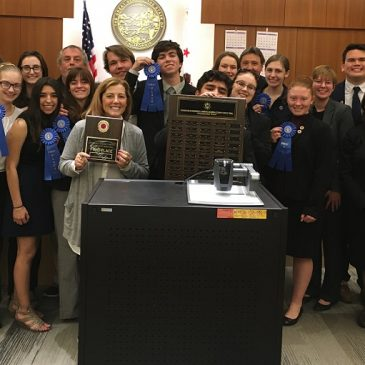 Yosemite High School Wins 2020 Mock Trial