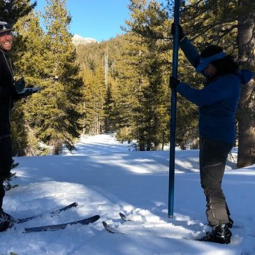 Yosemite Snow Survey Results: February, 2020