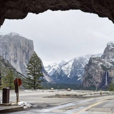 Yosemite National Park Temporarily Closed