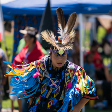 Indian Fair and Pow Wow Postponed with a Silver Lining
