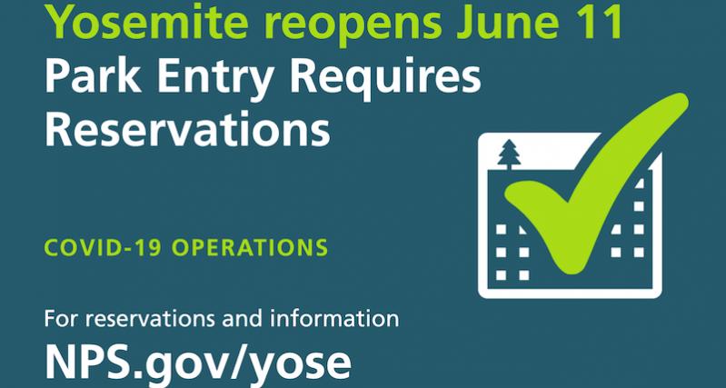 Yosemite reopens June 11th